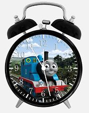 "Thomas Train Alarm Desk Clock 3.75"" Home or Office Decor E140 Nice Gift"