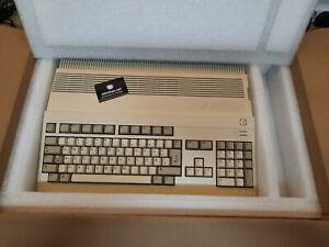 Amiga 500 - Built-in GOTEK+USB,Built-in modulator,Dual KS 1.3/3.1,1MB ChipRAM