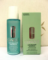 Clinique Anti Blemish Solutions Clarifying Lotion/ Cleansing Gel Various Choose