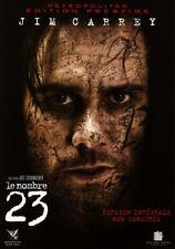 DVD PELÍCULA SEGUNDA MANO EL NÚMERO DE 23 Versión integral no censurados con