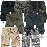 Brandit Vintage Shorts Herren Cargo Bermuda kurze Hose S - XXL