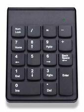 2.4GHz Keypad Keyboard Numpad 18 Keys Sans fil Clavier Pavés Numériques Mac & PC