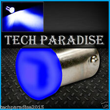 2x Ampoule BA9S T4W T2.3W LED COB 3W 12 Chips Bleu Blue veilleuse lampe light