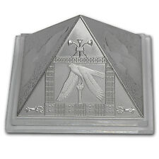 Niue 2014 Proof Silver Great Pyramids Series - First Pyramid Coin - SKU #85233