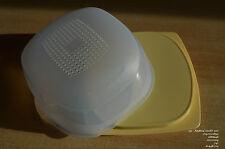 Tupperware Dose Mini-KäseMax mit Membrandeckel  wie neu!  ca15 x 13 cm groß