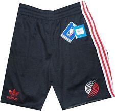 Portland Trail Blazers Court Series Adidas Mens Shorts New tags CLOSEOUT $35