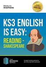 KS3: Inglés Es Fácil - Lectura (Shakespeare) 2017. Completa Guidance For The