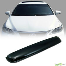 880MM Smoke Sun/Moon Roof Window Sunroof Visor Vent Wind Deflector Fits Volvo