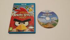Angry Birds Trilogy ( Nintendo Wii U ) European Version PAL