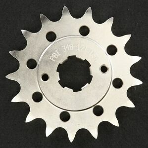 PBI - 348-17 -  Front Countershaft Sprocket, 17T - Made In USA