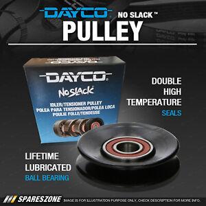 Dayco Idler Pulley for Mercedes Benz 260E 300E 500SL MB 100 661 Sprinter