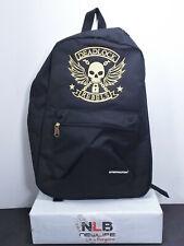 Overwatch Black Deadlock Rebels Backpack #MANDY