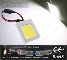 LED COB W5W T10 Wedge Ba9s T4W C5W Xenon White Dome Reading Lights Bulb 12v 24v