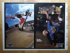 Vintage 1988 Schmitt Stix Skateboard Team 10 Poster Set Miller, Lopes, Simpson+