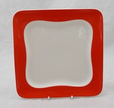 Villeroy & and Boch VIVO - HAPPY HANDS RED salad / dessert plate 21.5cm