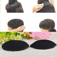 2Pcs Princess Hair Styling Tool Hair Increase Device Hair Fluffy Sponge Pad