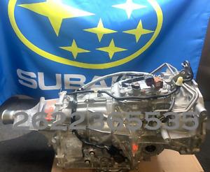 2013 SUBARU LEGACY OUTBACK SW 2.5 AUTOMATIC TRANSMISSION CVT 27k Miles 1yr wrnty