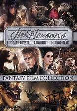 Dark Crystal, the / Labyrinth (1986) / Mirrormask, Jim Henson DVD