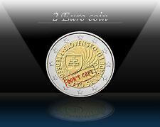 "SLOVAKIA 2 EURO 2016 "" Slovak Presidency of the EU "" Commemorative coin * UNC"
