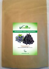 Premium Dried Blueberries Infused with Apple Juice 1kg