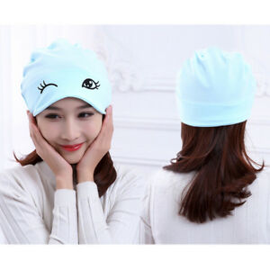 Chemo Hat Hairloss Cancer Headscarves Chemotherapy Sleeping Beanie Caps 6A