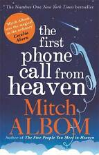 The First Phone Call From Heaven, Albom, Mitch, New