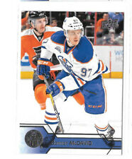 CONNOR MCDAVID 2016/17 UPPER DECK SERIES 1 BASE #75 2ND YEAR!!!