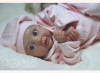 Custom Made Reborn Doll from Inka kit. Perfect Personalised gift