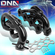 FOR 2005-2010 FORD MUSTANG 6.4L PAIR 4-1 SHORTY RACING EXHAUST HEADER MANIFOLD