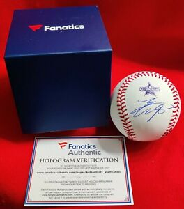 2021 Shohei Ohtani Signed MLB All Star Game Baseball Fanatics COA LA Angels 大谷翔平