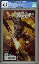 BLACK PANTHER: MAN WITHOUT FEAR #515 - CGC 9.6 - 2039459009