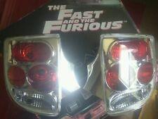 Fast And The Furious 2000-2002 Toyota Celica TYC Elegante Chrome Tail Lights NIB