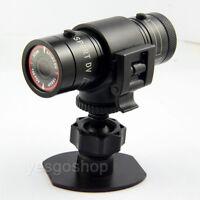 HD 1080p Mini Helmet Head Sport Action Camera Cam Waterproof Car camcorder DVR