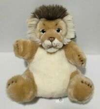 LELLY National Geographic Lion Hand Puppet 25 cm soft plush animal - New