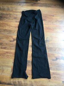 Arabesque Gurls Black Dance Trousers Size Small