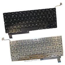 """15"""" A1286 MC371 MC721 UK Keyboard w/ Backlight For Apple MacBook Pro GENUINE"""