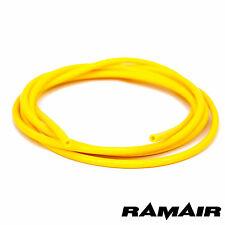Ramair Silicone 6mm ID x 3m Vacuum Hose - Turbo - Coolant Pipe Line Yellow