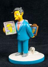 Simpsons Springfield Citizens Ah Diorama Principal Hamilton Collection Sculpture