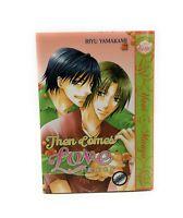 Then Comes Love by Riyu Yamakami  - Yaoi Manga in English Drama Romance