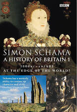 A History of Britain: v.1: At the Edge of the World? by Simon Schama
