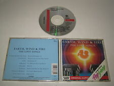 EARTH WIND & FIRE/THE LOVE SONGS(COLUMBIA/467768 2)CD ALBUM
