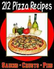 212 Pizza Recipes + 140 Recipes: Smoothies, Pumpkin, Healthy Snack, Muffins
