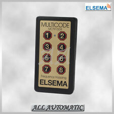 Elsema™ MCT91508 MULTICODE™ Transmitter (8 Channel) (Garage Door Remotes)