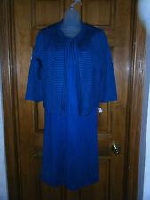 Vintage Grace Taylor Original Two-Piece Dress - Size 16 1/2