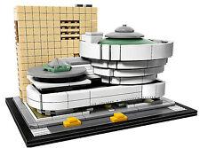 LEGO Architecture Solomon R. Guggenheim Museum 2017 (#21035)