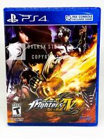The King of Fighters XIV - PS4 - Brand New | Factory Sealed