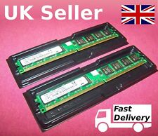 4GB RAM DDR2 memory for Dell Optiplex 740 745 755 760 960 GX520 GX620 (2 x 2GB)