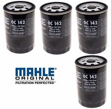 Porsche 944 951 Oil Filter Set of 4 Mahle New