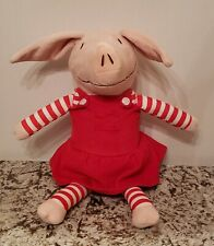 """Olivia the Pig - Zoobies  17"""" Plush with Blanket."""