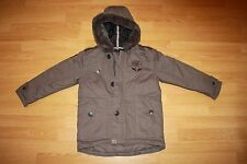 MARESE OOXOO : parka marron - Taille 6 ans